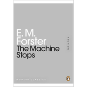 Penguin THE MACHINE STOPS book English Hardcover