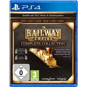 Railway Empire Complete Collection (PlayStation PS4)