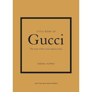 ISBN Little of Gucci book Hardcover 160 pages