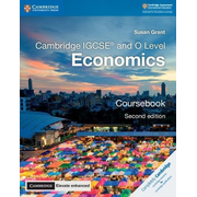 Cambridge Igcse(r) and O Level Economics Coursebook with Cambridge Elevate Enhanced Edition (2 Years)