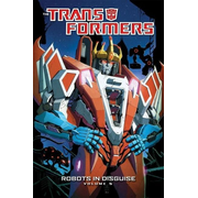 ISBN Transformers: Robots In Disguise Volume 5