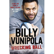 Hachette UK Wrecking Ball: A Big Lad From a Small Island - My Story So Far book English Paperback 288 pages