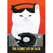SECRET LIFE OF CATS NOTEBK COL