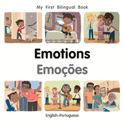 My First Bilingual Book-Emotions (English-Portuguese)