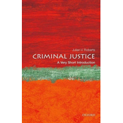 ISBN Criminal Justice: A Very Short Introduction 160 pages English