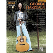 George Harrison: Guitar Play-Along Volume 142 [With Access Code]