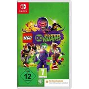 LEGO DC Super-Villains (Nintendo Switch) (Code in a Box)