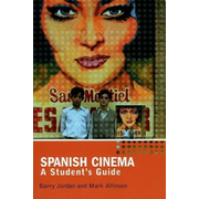 ISBN Spanish Cinema (A Student's Guide)
