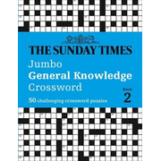 The Sunday Times Jumbo General Knowledge Crossword Book 2