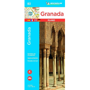 Granada - Michelin City Plan 83