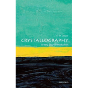 ISBN Crystallography: A Very Short Introduction English
