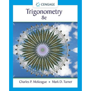 Student Solutions Manual for McKeague/Turner's Trigonometry, 8th