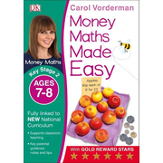 Money Maths Made Easy: Beginner, Ages 7-8 (Key Stage 2)