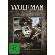 The Wolf Man: Monster Classics-Complete...