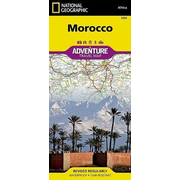 Marokko - NATIONAL GEOGRAPHIC Adventure Maps