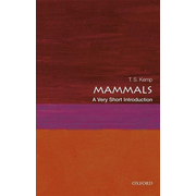 ISBN Mammals: A Very Short Introduction 168 pages English