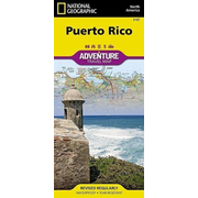 Puerto Rico - NATIONAL GEOGRAPHIC Adventure Maps
