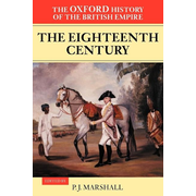 ISBN The Oxford History of the British Empire ( Volume II: The Eighteenth Century ) book English Hardcover