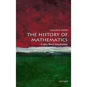 ISBN The History of Mathematics: A Very Short Introduction 144 pages English