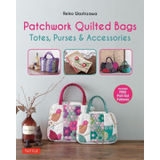 Patchwork Quilted Bags
