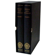 ISBN Oxford Latin Dictionary book