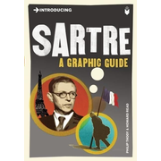 Allen & Unwin Introducing Sartre book Philosophy English Paperback 176 pages