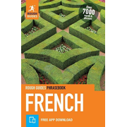 Guides, R: Rough Guides Phrasebook French (Bilingual diction