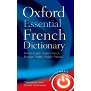 ISBN Oxford Essential French Dictionary book 496 pages