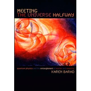 Meeting the Universe Halfway