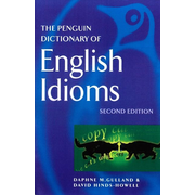 ISBN Dictionary of English Idioms, The Penguin