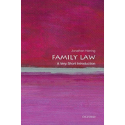 ISBN Family Law: A Very Short Introduction English