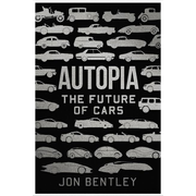 ISBN Autopia book Hardcover 272 pages