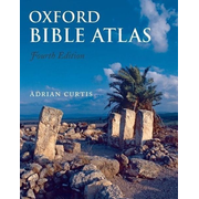 ISBN Oxford Bible Atlas 240 pages English