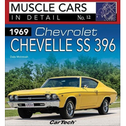 1969 Chevrolet Chevelle SS 396: Muscle Cars In Detail No. 12