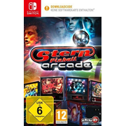 Stern Pinball Arcade (Code in a Box) (Nintendo Switch)