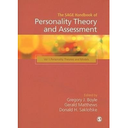 The Sage Handbook of Personality Theory and Assessment: Volume 1, Personality Theories and Models