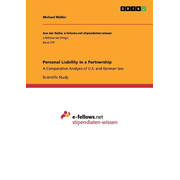 Personal Liability in a Partnership