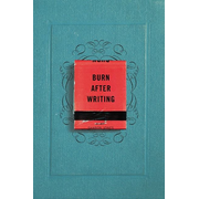 ISBN Burn After Writing
