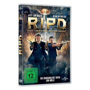 R.I.P.D.-Rest in Peace Department