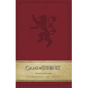 ISBN Game of Thrones: House Lannister Hardcover Ruled Journal