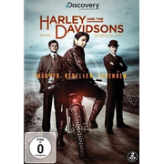 Harley and The Davidsons - Staffel 1 - Discovery -