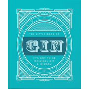 ISBN The Little of Gin book Hardcover 192 pages