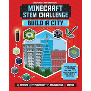 ISBN Minecraft STEM Challenge - Build a City book Paperback 64 pages
