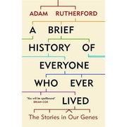 Hachette UK A Brief History of Everyone Who Ever Lived book English Paperback 432 pages