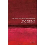 ISBN Populism: A Very Short Introduction 136 pages English