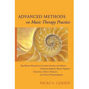 UBC Press Advanced Methods of Music Therapy Practice book Paperback 248 pages