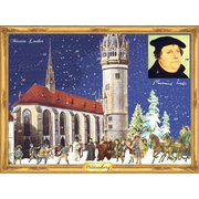 "Adventskalender ""Wittenberg - Martin Luther"""