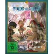 Made in Abyss Vol.2 (Limited Collector's Edition)