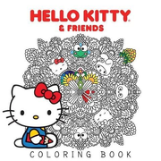 ISBN Hello Kitty & Friends Coloring Book