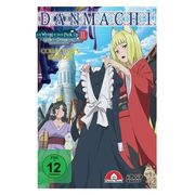 DanMachi - Is It Wrong to Try to Pick Up Girls in a Dungeon? - Staffel 2 - DVD 3 (Limited Collector's Edition)